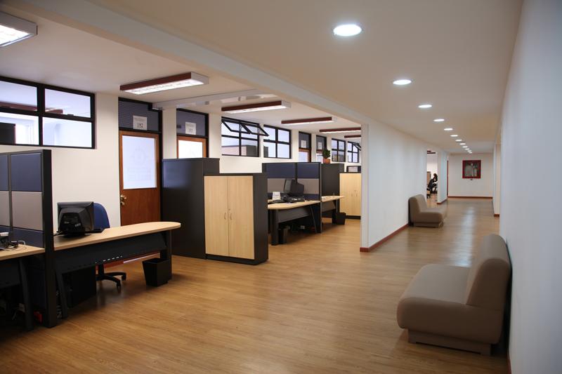 Soluciones de remodelaci n for Remodelacion oficinas